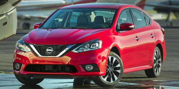 Nissan Sentra 2018, atrevido pero a la vez sobrio