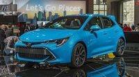 El nuevo Toyota Corolla Hatchback 2019 llegó para lucirse