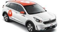 Kia y Repsol se unen para crear WiBLE el nuevo servicio de carsharing