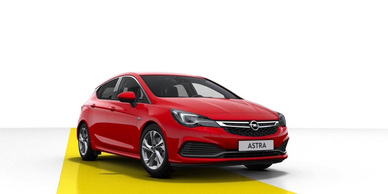 Te presentamos el nuevo Opel Astra GSI Line 2018