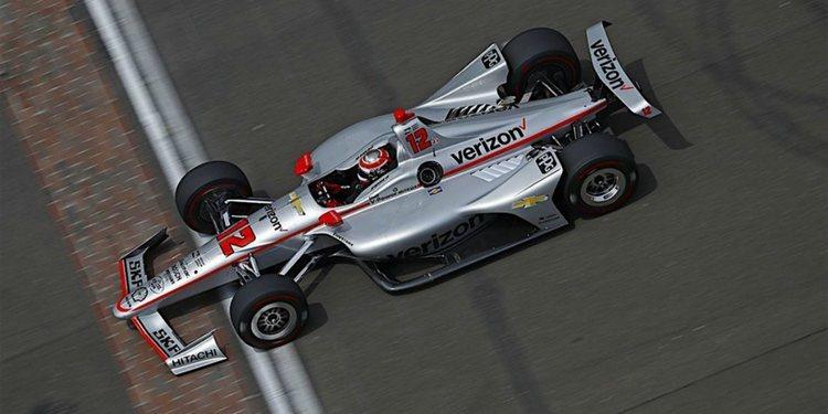 Will Power por fin logró las 500 Millas de Indianápolis
