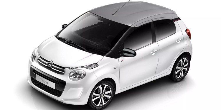 El Citroën C1 2018 llega rediseñado