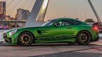 Presentado el poderoso Mercedes-AMG GT R825