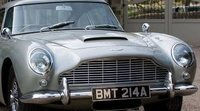 Aston Martin DB5 1965 de James Bond a subasta