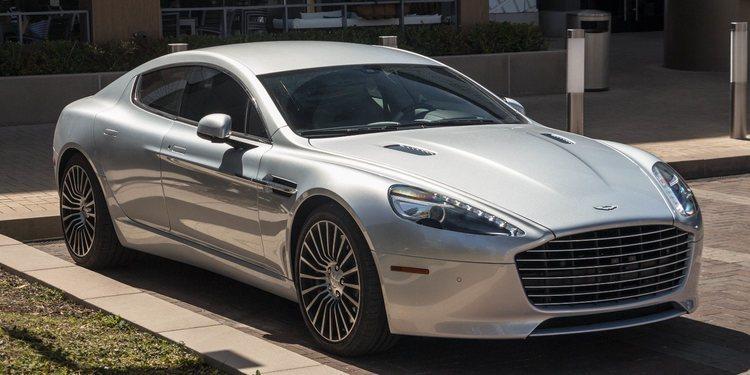 Aston Martin Rapide S 2018