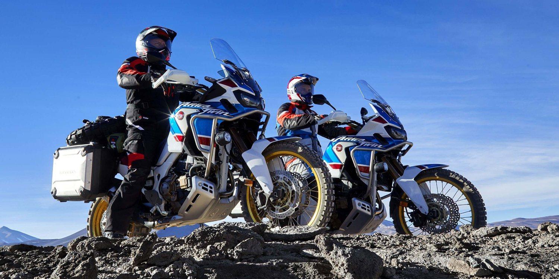 Nueva Honda Africa Twin Adventure Sport