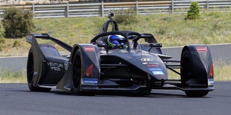 Felipe Massa probó el GEN2 de Venturi