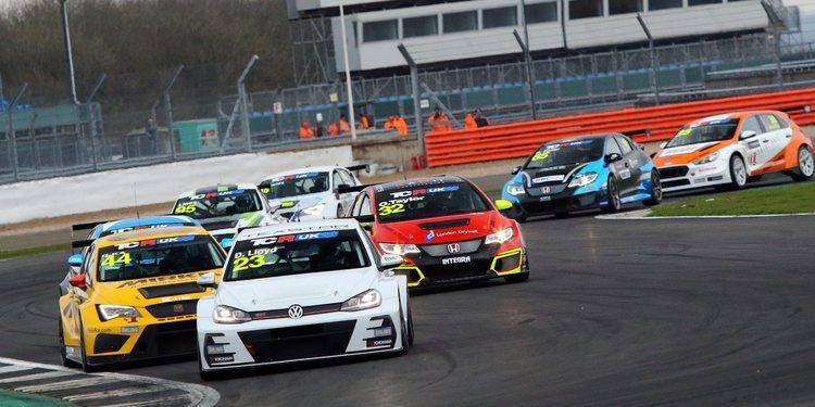 14 pilotos para la Ronda 3 en Brands Hatch