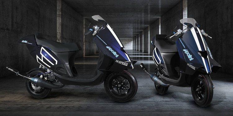 Nuevo Scooter Polini Hi-Speed