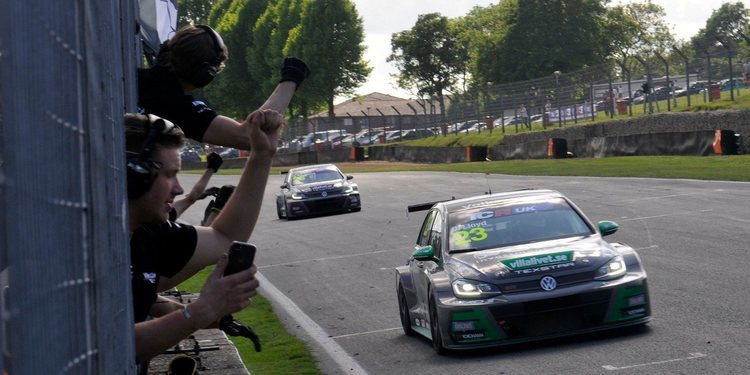 Brands Hatch no cambia nada