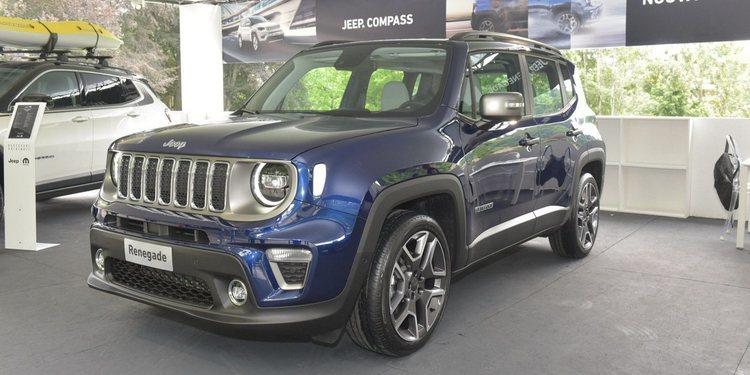 El Jeep Renegade 2019 volvió Renovado