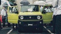 Al descubierto la nueva Suzuki Jimny 2019