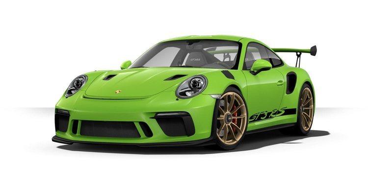 El Porsche 911 GT3 RS Lizard Green, y lo que esconde detrás del telón