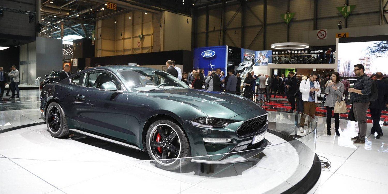 Mustang bullitt 2018 disponible en españa
