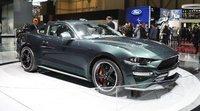 Mustang Bullitt 2018, disponible en España