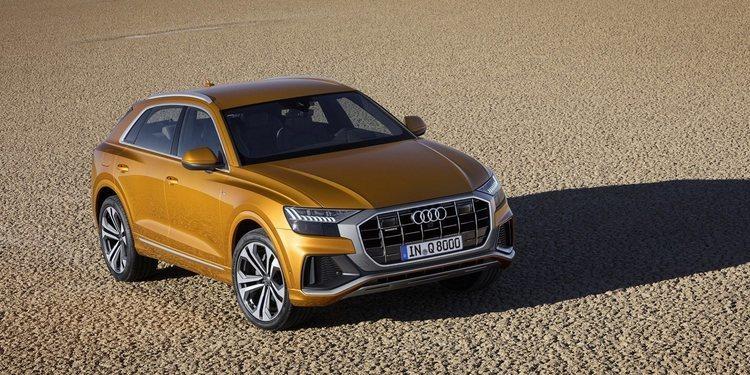 Ya se presentó el Audi Q8
