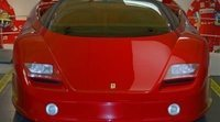 Pininfarina recuerda el Ferrari Mythos en el Salón de Turín