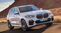 BMW mostró el definitivo X5 2018