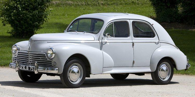 El Peugeot 203 está cumpliendo 70 años