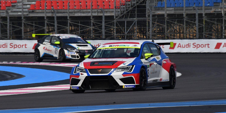 Tres coches para BF Motorsport en Misano