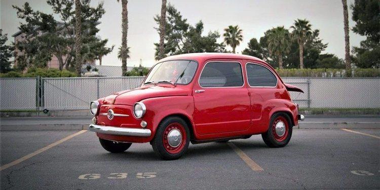 Conozca el Fiat 600 más potente
