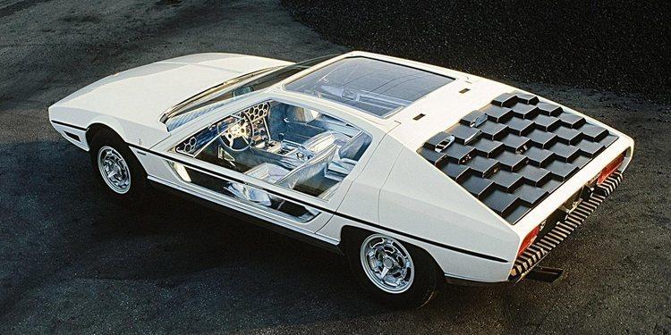 Lamborghini Marzal 1967, único en ser fabricado