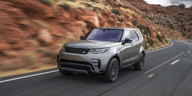 Land Rover actualiza el Discovery 2019