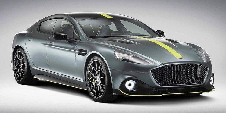 Conoce el nuevo Aston Martin Rapide AMR edición especial