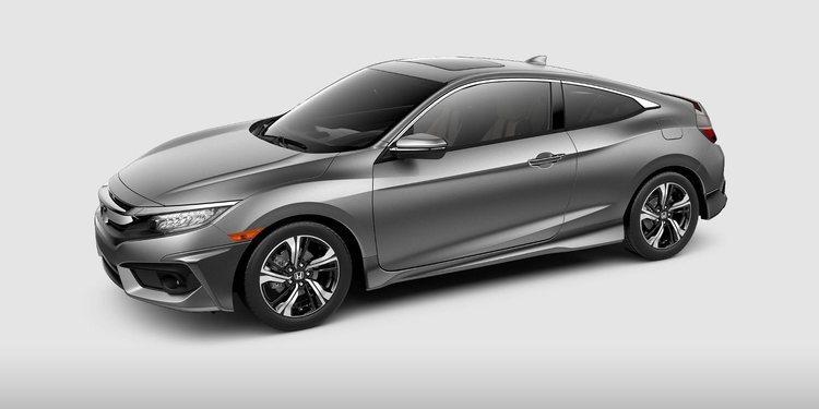 El Honda Civic Coupe 2018 de 2 puertas es toda una belleza