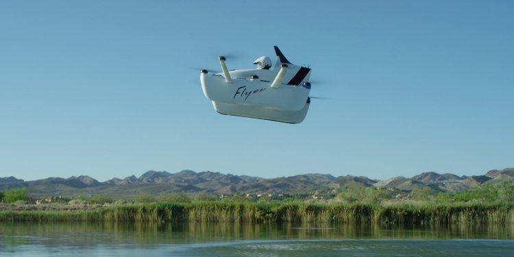 El Flyer Aero, un vehículo volador que ya puedes reservar