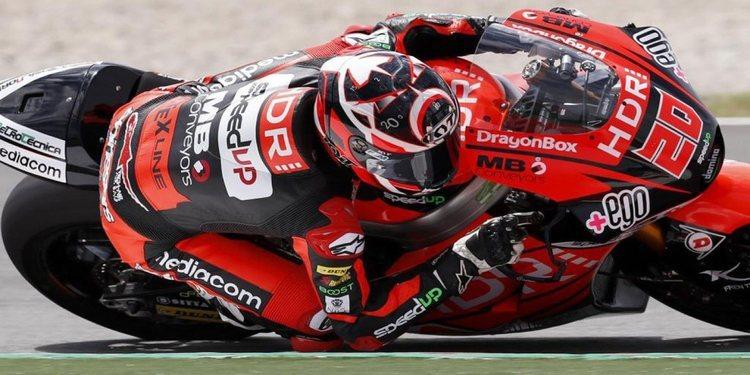 Quartararo consigue su primera pole en Moto2 por delante de un Márquez con buen ritmo
