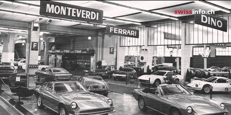 Historia de la marca suiza Monteverdi