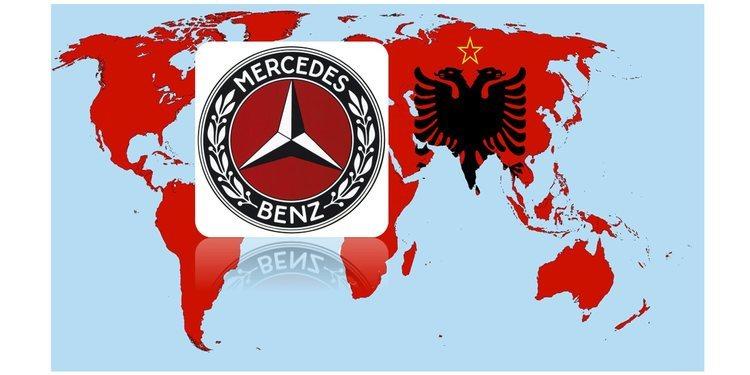 Albania, el país con la mayor cantidad de Mercedes-Benz PARTE 2