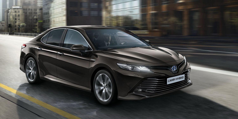 El Toyota Camry regresa a Europa Occidental en 2019