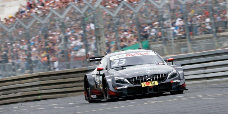 Dani Juncadella logra su primera pole en Norisring