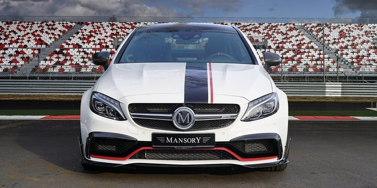 Mercedes-AMG C 63 S Coupé by Mansory