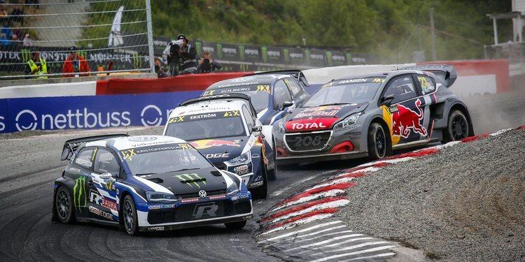 17 pilotos para correr en Höljes