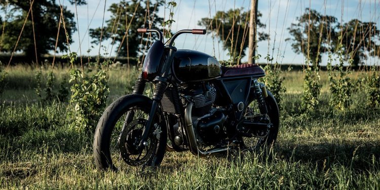 Nueva Interceptor 650 by Old Empire Motorcycles
