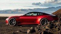 Ya se dejó ver el nuevo Aston Martin DBS Superleggera