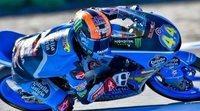 Los españoles lideran los libres en Moto3