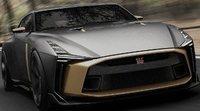 El impresionante Nissan GT-R50 by Italdesign