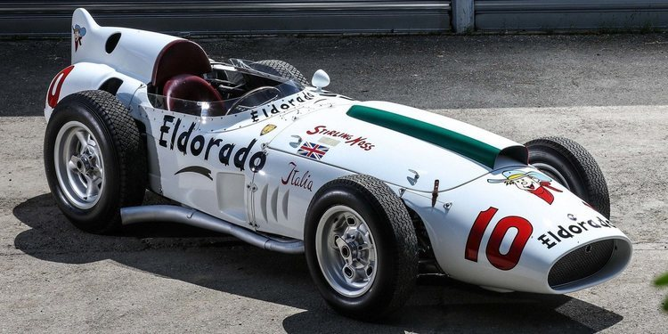 La interesante anécdota del Maserati 420M 58