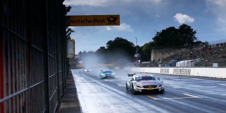 Los problemas con el coche alejan a Wehrlein del título