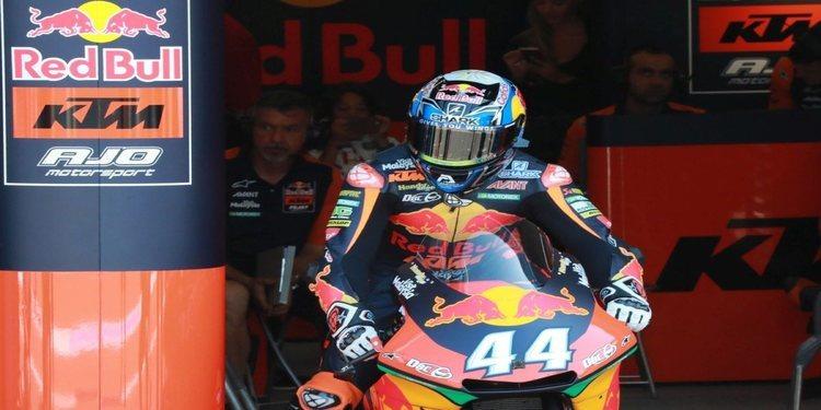 """Oliveira: """"Nuestro ritmo de carrera es bueno, espero que sea una carrera en grupo"""""""