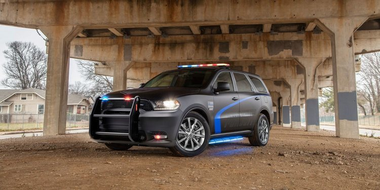 Conoce los novedosos Dodge Charger y Durango Pursuit 2019