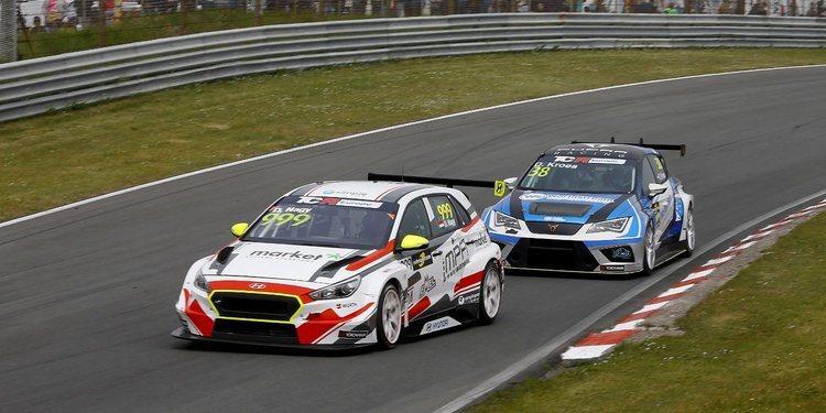 Previa y horarios de la Ronda 4 de las TCR Europa en el Hungaroring, Hungría