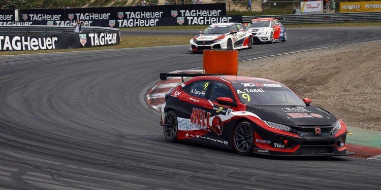 Resultado de los Entrenamientos Libres 1 de las TCR Europa en la Ronda 4 en el Hungaroring, Hungría