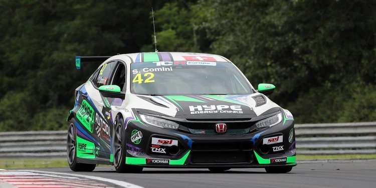 Resultado de los Entrenamientos Libres 2 de las TCR Europa en la Ronda 4 en el Hungaroring, Hungría