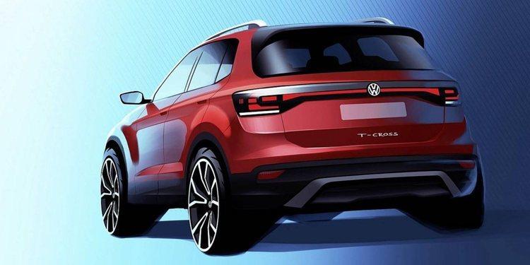 Anunciado el Volkswagen T-Cross 2018