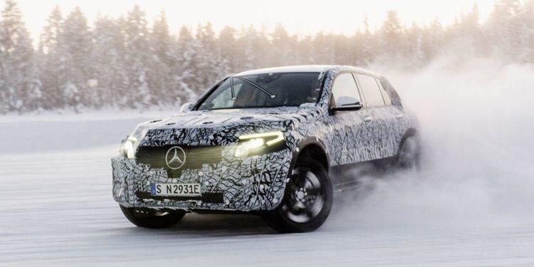 Mercedes Benz EQC, el primer coche eléctrico de la marca